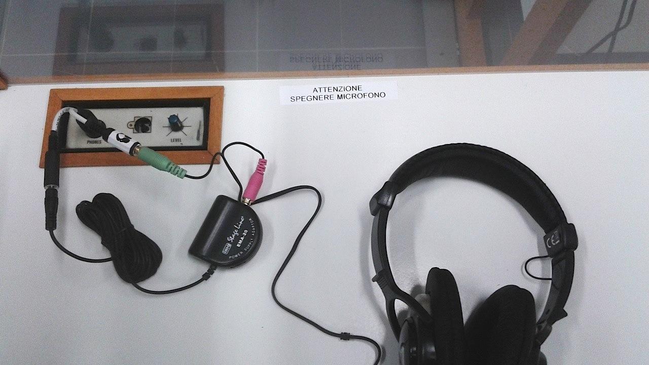 13 dicembre 2014 ripristino laboratorio linguistico for Cuffie antirumore per studiare